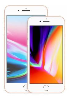 iPhone 8 Plus 64gb V/colores Nuevos Caja Sellada Promo Ef.!!