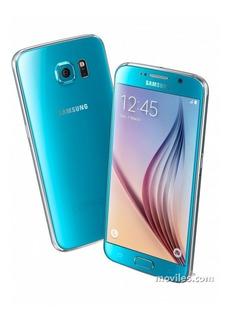 Samsung S6 - Azul Zafiro - Exclusivo- Libre Fabrica+ Regalos