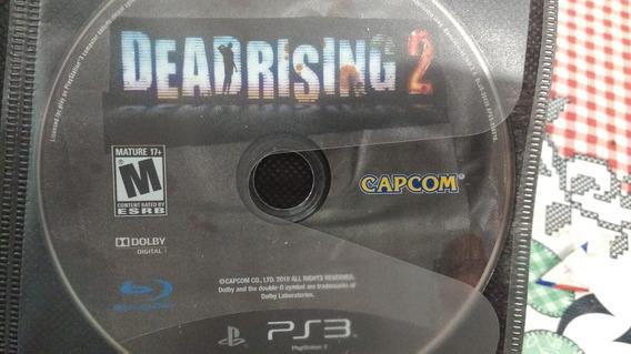 Deadrising 2. Midia Física Blu-ray, Frete Gratis
