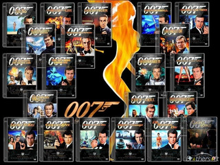 Colección James Bond 007 -- Digital --