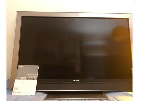Tv Sony Bravia Klv-46w300a Lcd Full Hd 46  ( Por Retirada)