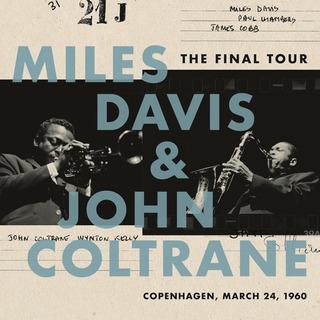 M.davis J.coltrane The Final Tour Copenhagen 1960 Lp Imp