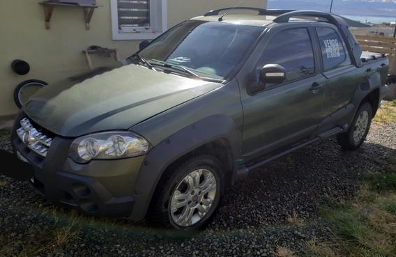 Fiat Strada Adventure 2012 1.6 16 Valvulas