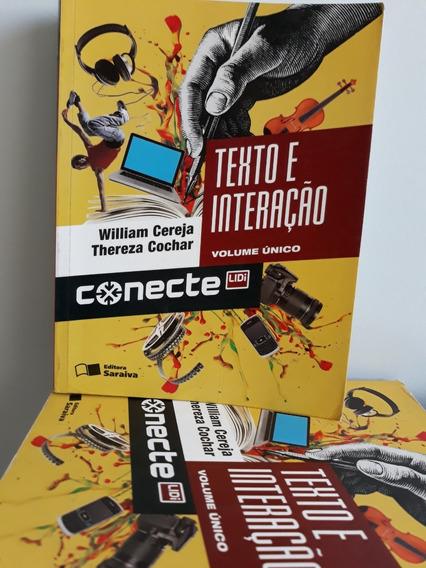 Livro Texto E Interação - Volume Único - 2ª Ed. 2013