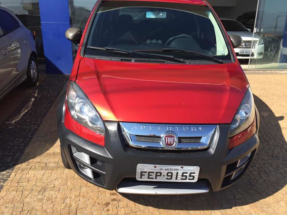Fiat Idea 1.8 16v Adventure Flex Dualogic 5p 2013