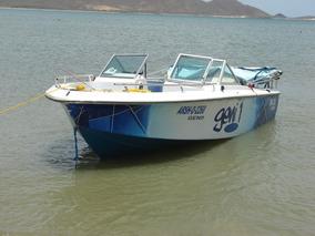 Lancha Sport Sin Camarote Para Recreación Y Pesca