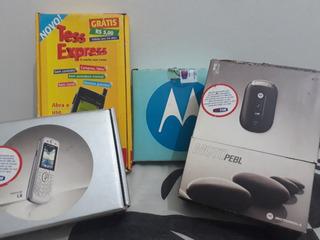 Lote Celulares Antigos, Moto, Nokia, iPhone, Philips, Huawei