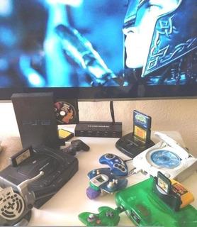 Conector 5en1 Xbox Ps1 Ps2 Snes Genesis N64 Wii Envio Gratis