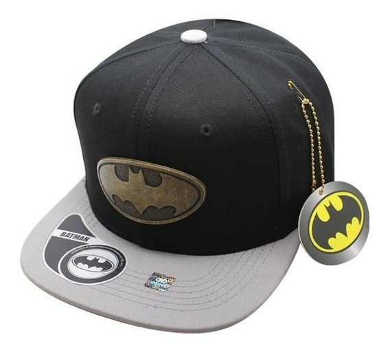 Gorra Batman Algodón - Dc Cómics - (producto Oficial)