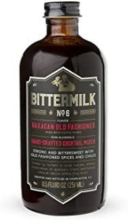 Bittermilk, Cocktail Mixer 6 Oaxacan Old Fashioned, 8 Ounce