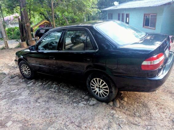 Corolla 2000 1.8 16v Preto Toyota