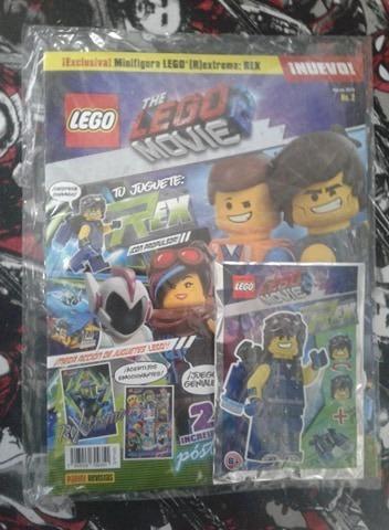 Revista The Lego Movie No. 2