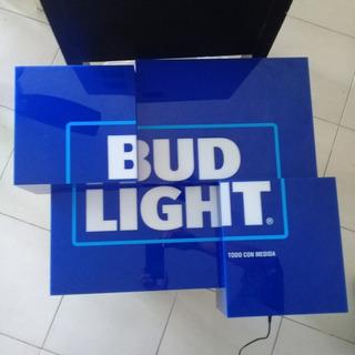 Letrero Luminoso Bud Light