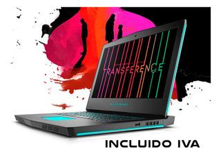 Alienware 15/i7-8750h/2.2ghz/16gb/1tb+8gbsshd/6gb Nvidiagtx