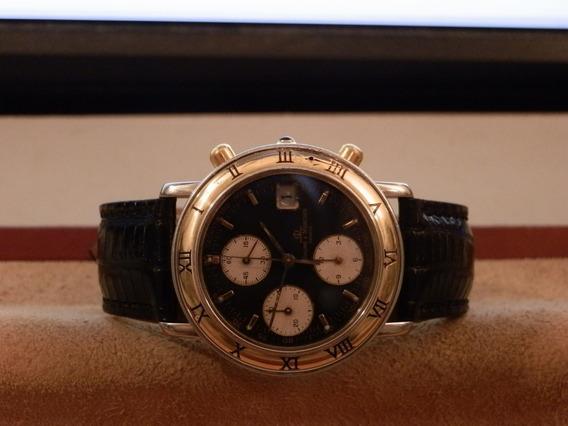 Reloj Marca Baume & Mercier, Bisel De Oro De 18k (ref 1009)