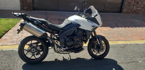 Moto Triumph Tiger Sport 1050 2015