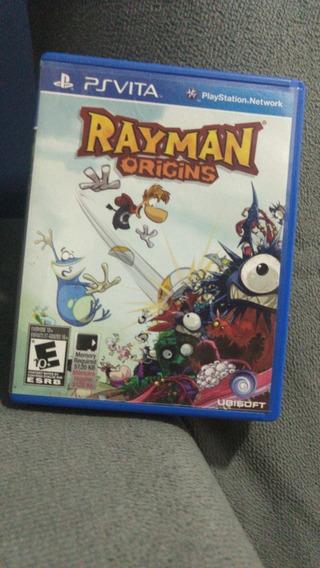 Rayman Origins Psvita Original