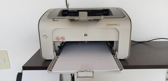 Impressora Laserjet Hp P1005 Monocromática