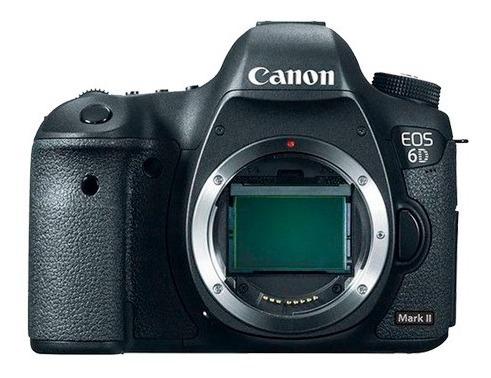 Câmera Canon Eos 6d Mark Ii Somente Corpo + Nf E Garantia