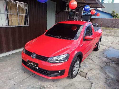 Imagem 1 de 8 de Volkswagen Saveiro 1.6 Startline Cab. Simples Total Flex 2p