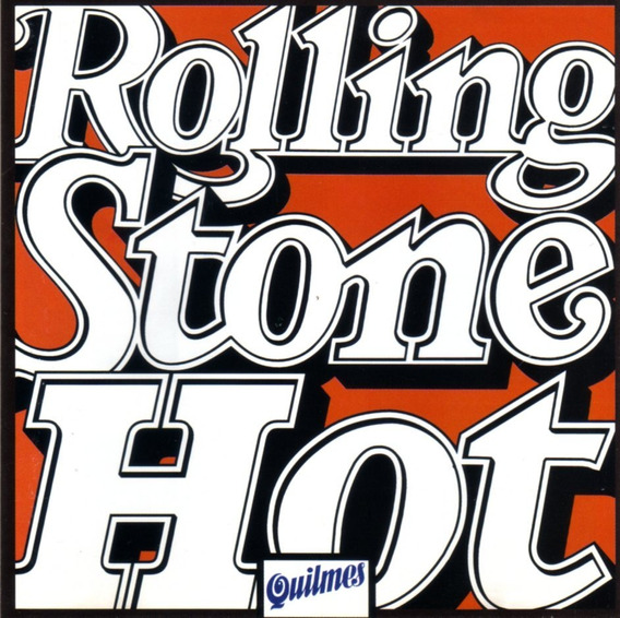Va - Rolling Stone Hot / Cd Impecable