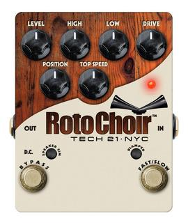 Pedal Tech 21 Roto Choir Rotary
