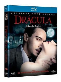 Box Drácula 1ª Temporada (2 Blu-rays + 7 Cards) - Original