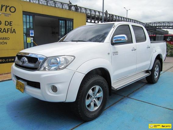 Toyota Hilux Doblecabina 2700cc Mt 4x4