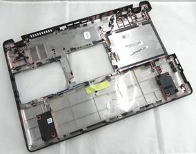 Carcaca Acer Es1-523 533 572 Tampa Base Inferior Preta Usada