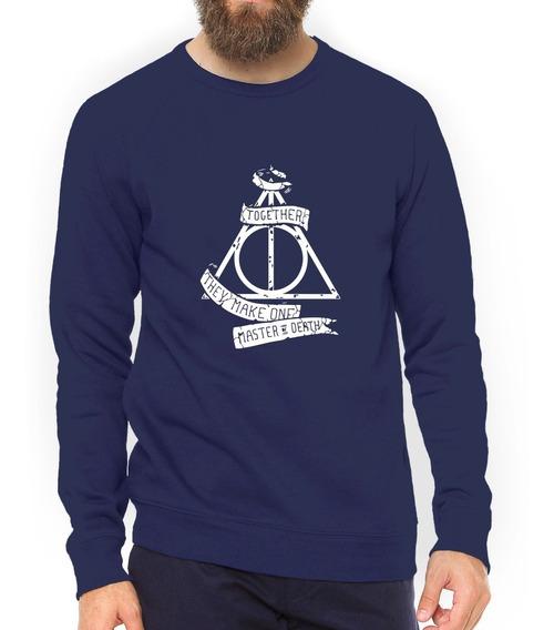 Moletom Harry Potter Together Blusa Casaco Inverno #gr45
