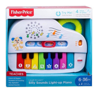 Piano Fisher Price. Musica - Unidad a $80000