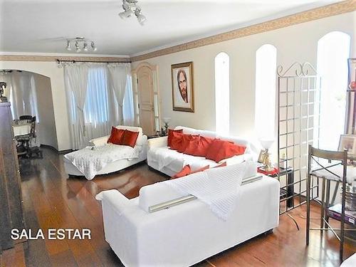 Sobrado Com 3 Dormitórios À Venda, 260 M² Por R$ 1.390.000,00 - Parque Da Mooca - São Paulo/sp - So1331