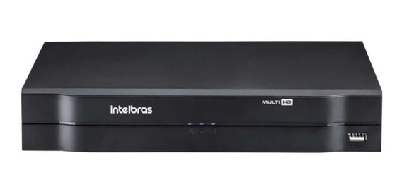 Dvr Mhdx 1116 16 Canais Modelo G4 Multi Hd Intelbras