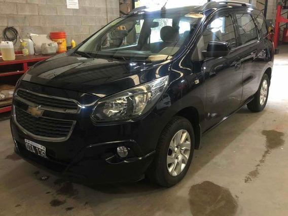 Chevrolet Spin 1.8 Ltz 7 Plazas Año 2014