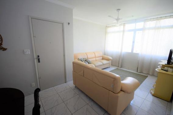 Apartamento Em Praia Das Pitangueiras, Guarujá/sp De 80m² 2 Quartos À Venda Por R$ 375.000,00 - Ap413222