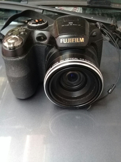 Camera Fujifilm Finepix S2800hd Leia O Anuncio