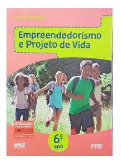 Empreendedorismo E Projeto De Vida 6ºano (professor)