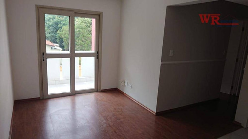 Imagem 1 de 16 de Apartamento À Venda, 70 M² Por R$ 350.000,00 - Rudge Ramos - São Bernardo Do Campo/sp - Ap3373