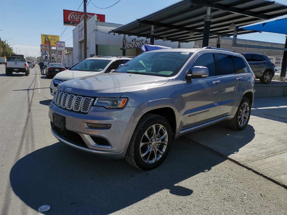Jeep Grand Cherokee 5.7 Summit Elite Plinum 4x4 At 2019