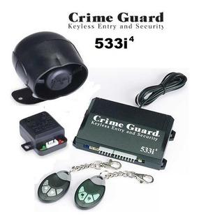 Alarma Crimeguard 533i4,no Viper