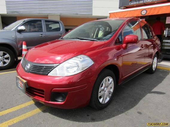 Nissan Tiida Miio 1.8 Mt