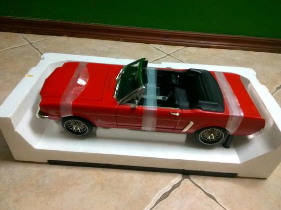 Mustang 1:12 Ertl- Franklin,damboury, Matchbox,maisto,solido