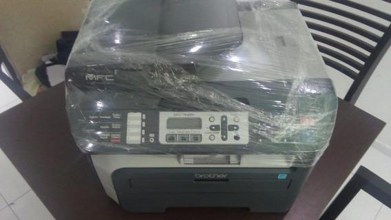 Impressora Multifuncional Brother Mfc 7840w Rede