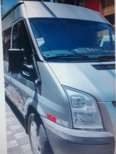 Imagem 1 de 15 de Ford Transit 2013 2.2 Longo 5p