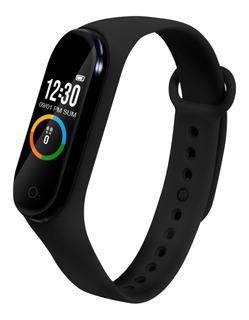 Smart Band M5 Pulsera Inteligente Touch A Color Bluetooth 4
