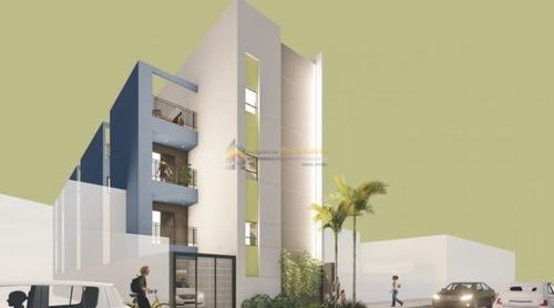 Apartamento Em Condomínio Studio Para Venda No Bairro Vila Carrão, 1 Dorm, 45 M - 4834