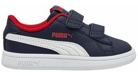Tenis Niño Puma Smash V2 L 834010