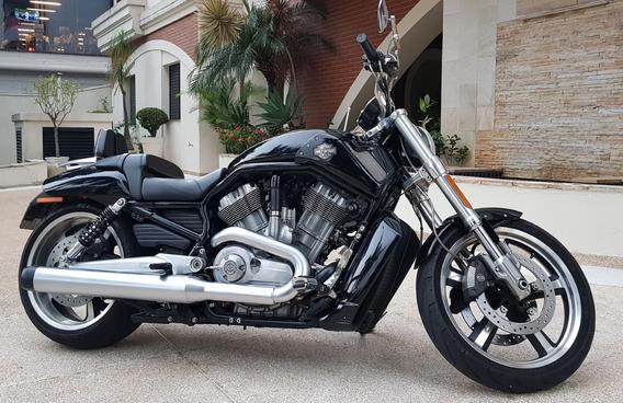 Harley Davidson V-rod Muscle 1250 Cilindradas Custom