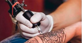 Finalmente: Curso Em Vídeo De Tatuador - Como Fazer Tatuagen