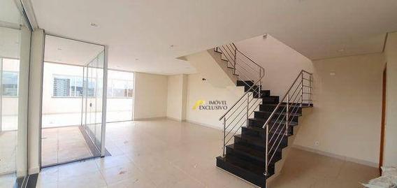 Apartamento Duplex Com 3 Dormitórios Para Alugar, 267 M² Por R$ 4.000/mês - Jardim Botânico - Ribeirão Preto/sp - Ad0003